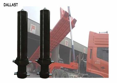 Naczepy Telescopic Cylinder hydrauliczny Single Acting Long Stroke For Industry Mining