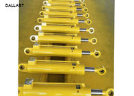 4 Ton Double Acting Hydraulic Cylinder Chrome Plating For Coal Mining Machinery