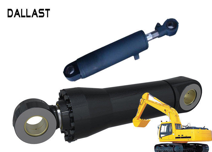 Heavy Duty Loader Hydraulic Rams Welded Agricultural Hydraulic Cylinders